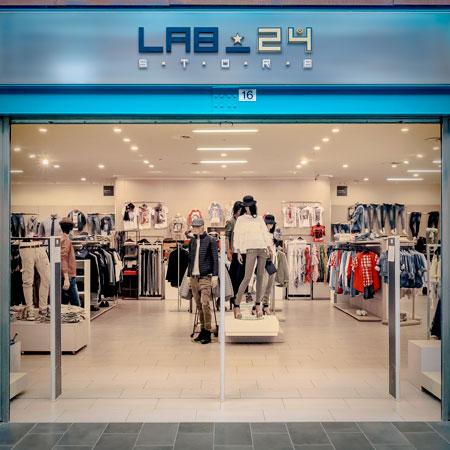 Lab 24 store
