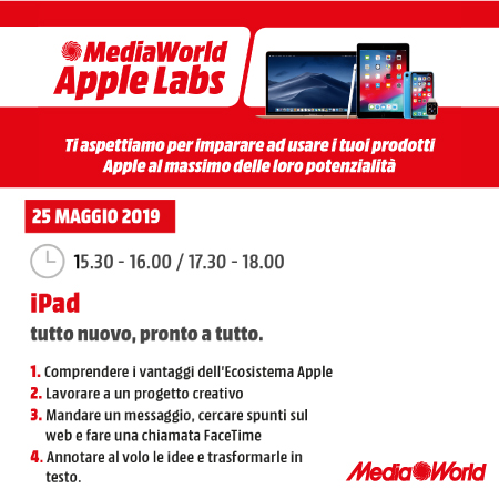 MEDIAWORLD Apple Labs